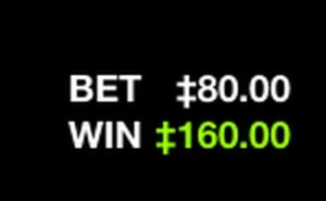 Bet and Winnings