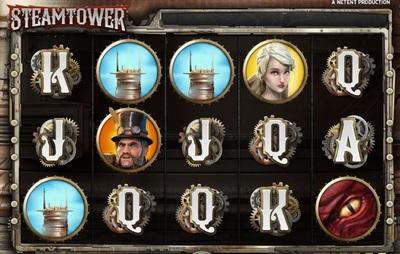 Steam Tower II
