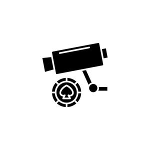 Casino Security Camera