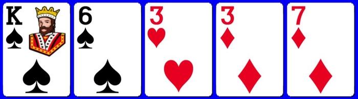 High Card Low Pair