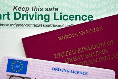 Passport Driving Licence