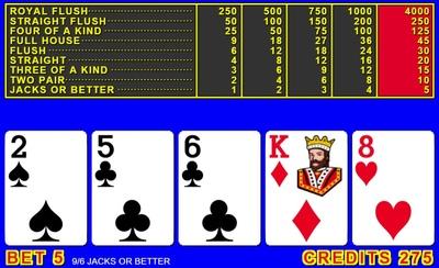 Video Poker 2