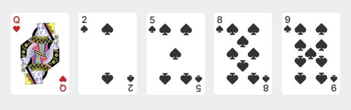Video Poker Hand 2