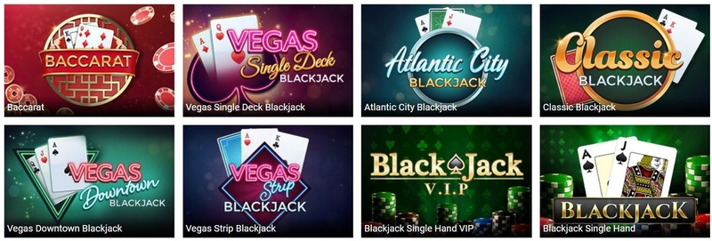 Casino Luck Games