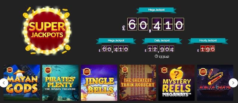 Gala Casino Jackpots